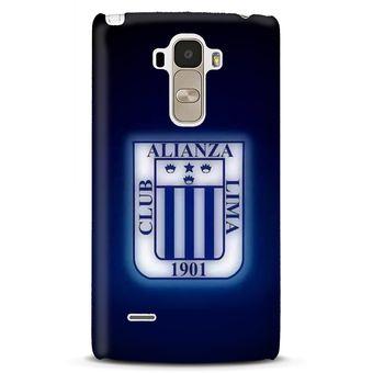 c6d19b0aef790 Compra Carcasa para LG G4 Stylus Perú Futbol Alianza Lima online ...