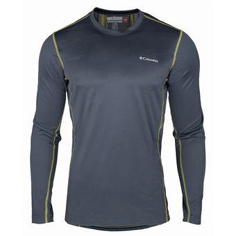 Termica Omni Hombre Heat Columbia Camiseta qd4pwtq