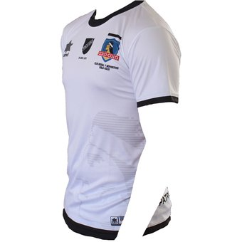 Compra Camiseta Oficial CSD Colo-Colo Blanca online  811ccc4803765