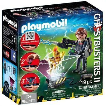 Cazafantasmas Playmobil Peter Venkman App Holograma – 9347
