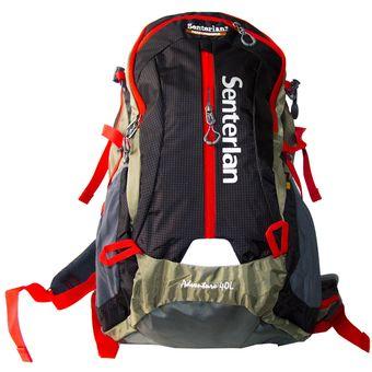 mejor baratas a3172 2e278 Mochila SENTERLAN 40 Litros Trekking Camping Senderismo
