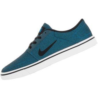 eb773530c Compra Zapatillas Nike SB Portmore Cnvs Para Hombre - Azul online ...