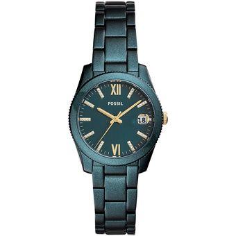 46a5cbc59f97 Compra Reloj Fossil Scarlette Es4408 para Mujer-Verde online