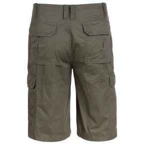 5f01a45f16 Los Hombres De Moda De Verano Ocio Suelta Los Pantalones Cortos Del Verde