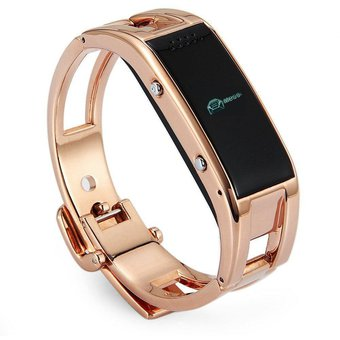 afe77fcc2 Compra Smartwatch, Reloj Inteligente Mujer Bluetooth Pulsera - Oro ...