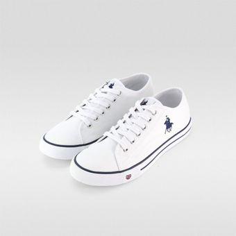 ef8558da1cb Compra Zapatos Casual Para Mujer Polo- Blanco online