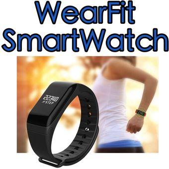 Smartband Wear Fit Deportiva Con Ritmo Cardiaco