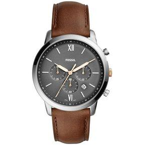 f08b976f61d2 Reloj Fossil Neutra FS5408 Para Caballero - Chocolate