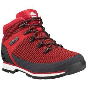 900f99cb Botas Timberland Euro Sprint Hiker para Hombre-Rojo