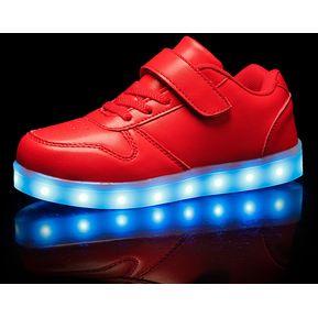 Ni?os Unisex X-160 (Ni?o / Ni?o peque?o) Brillante Azul / Seguridad Naranja Malla Zapato M51H6DrDJy
