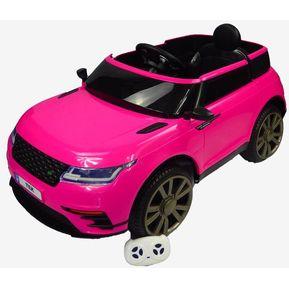 d5784d68 Carro Electrico Montable Con Control Rosa USB,Musica,Radio