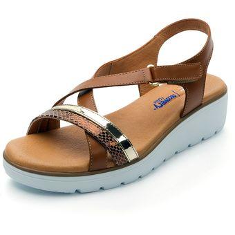 29df7aa3fb Compra Sandalia Flexi casual para dama - 100103 multicolor online ...