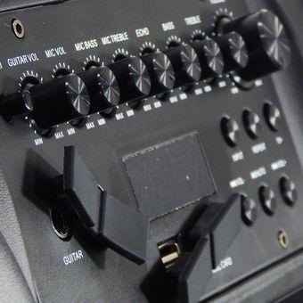 Bafle Parlante De Sonido Bluetooth Portable Y De Conectar + Trípode ADS TN15