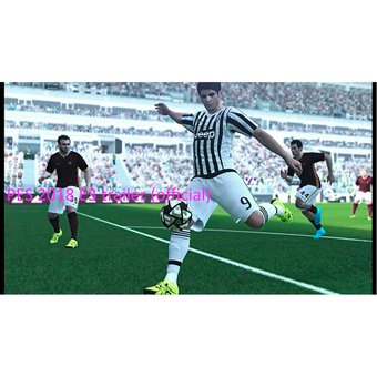 Compra Juego Ps4 Pro Evolution Soccer 2018 Standar Online Linio
