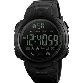 d579fc2ba58b SKMEI 1301 multifunción impermeable reloj deportivo con Bluetooth