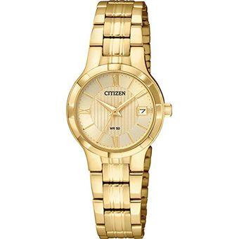 Compra Reloj Citizen EU602254 P - Dorado online  fae0dac5ffe8