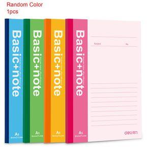 3bafd6a72 EH Deli A5 Notebook 50 Hojas 7652 Agenda De Bolsillo Business Wireless  Binding - Aleatorio