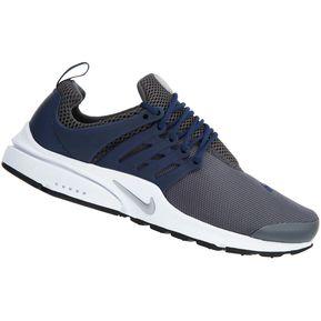 Zapatilla Nike Air Presto Essential Para Hombre - Azul Y Plomo