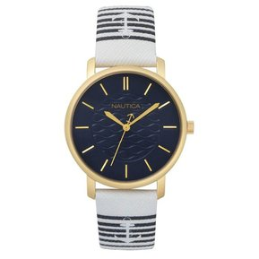 b4be5cf4 Reloj Nautica NAPCGS008 para Dama - Blanco