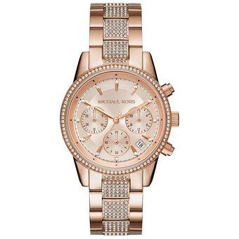 7466dbc5818d Compra Reloj Michael Kors MK6485 para Dama - Oro Rosa online