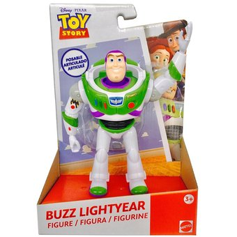 Compra Toy Story - Figura Buzz Lightyear Articulada - Mattel online ... ee86fcbc283