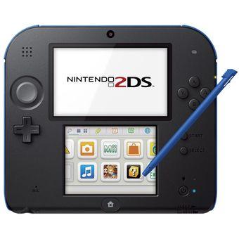 Consola Nintendo 2DS - Azul