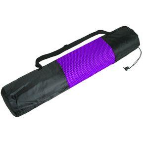 La Gran Ventana – Mat Yoga Pilates Fitness 6mm con funda transportadora –  Morado 7d9a5d6db617