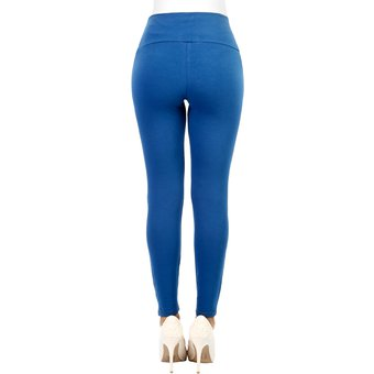 Compra Alessia Careci - Leggins Mujer Michael - Azul online  5d8fc0ce819c