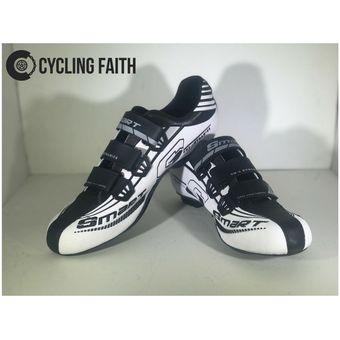 entrega gratis bebé venta limitada Zapatillas Para Ciclismo De Ruta Smart SM3 SM0001R Blanca-Negra