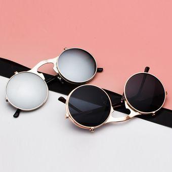 43f666c739 Compra Gafas De Sol Gafas De Protección UV Ronda Hombre Mujer ...