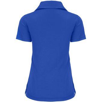 55d2ac9f82033 Playera Dama POLO Dry FIT Mujer Dacache Uniforme Empresarial Ejecutivo  Oficina Color-Azul Rey