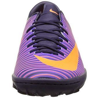 designer fashion 9e359 36a42 Agotado Guayos Hombre Nike Mercurial Victory VI TF -Morado