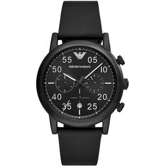 7beaa45276b8 Compra Reloj Emporio Armani Caballero Sport AR11133 - Negro online ...