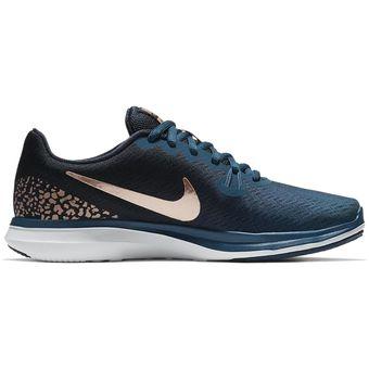 9e2922150840f Compra Tenis Training Mujer Nike W In-Season Tr 7 Prnt-Azul online ...