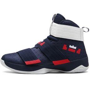 separation shoes 644cf c52b9 Zapatillas De Baloncesto Hombre Zapatos Hombre Ultra Zapatillas-Azul