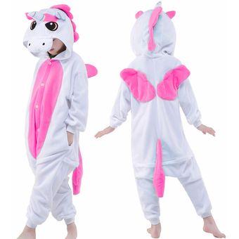 f63a1573b Compra Pijama Mameluco De Unicornio Para Niña Rosa online | Linio México