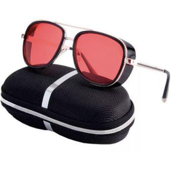 e0c25710cf Compra Lentes Gafas Matsuda Steampunk Ironman + Envío + Estuche ...