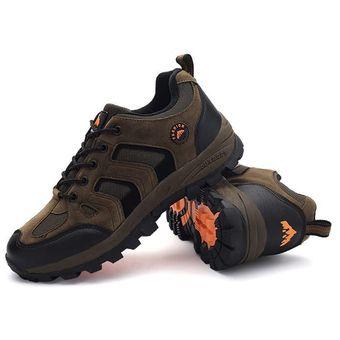 aa7269f6535 Compra EH Zapatos De Escalada De Hombres YG46170 - Marrón online ...