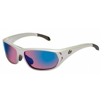 30f8268651 Compra Gafas De Sol Bolle 11545-Lente Rosado Marco Gris online ...