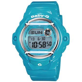 23f17c82bb68 Compra Reloj Casio Baby-G BG-169R-2BDR Digital Mujer - Azul online ...