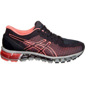 Zapatillas Running Mujer Asics Ws Gel Quantum 360 CM Negro