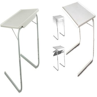 Compra mesa multiusos plegable table mate online linio for Mesa plegable falabella