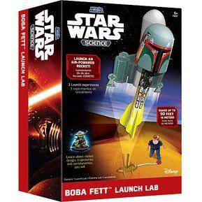 280f5958a1 Bobba Fett Launch Lab Uncle Milton Star Wars Science Disney