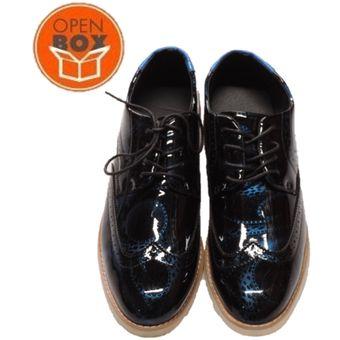 Oxford Hombre Openbox Para Negros Zapatos nwZkNOX80P