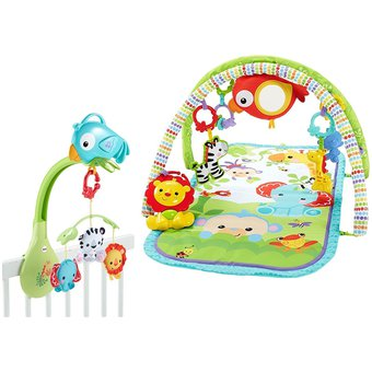 afa887cd6 Agotado Set De Regalo Amigos De La Naturaleza Fisher Price FBH65 Multicolor