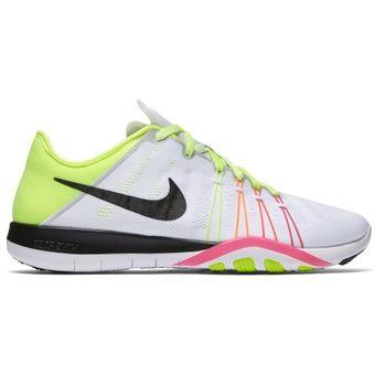 Compra Tenis Running Mujer Nike Free Tr 6 Oc-Blanco online  93fa26ee5