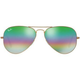 Compra Gafas de sol Ray-Ban Aviator RB3025 Unisex online   Linio ... bca53f9160