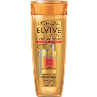 Shampoo Elvive oleo universal 400 ml