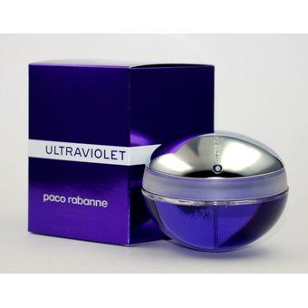 9ae74a3ee Compra Paco Rabanne Ultraviolet Eau de Parfum 80 ml online | Linio Chile