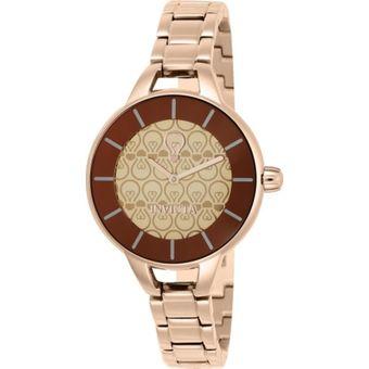 e82ffc2c6cfc Compra Reloj INVICTA Gabrielle Union 22964- Oro Rosado online ...